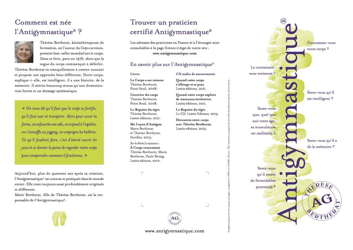 Plaquette Antigym p1