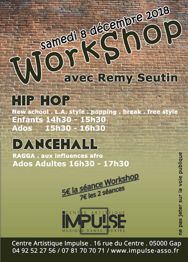 Hip Hop Workshop 08-12-2018 verso comp