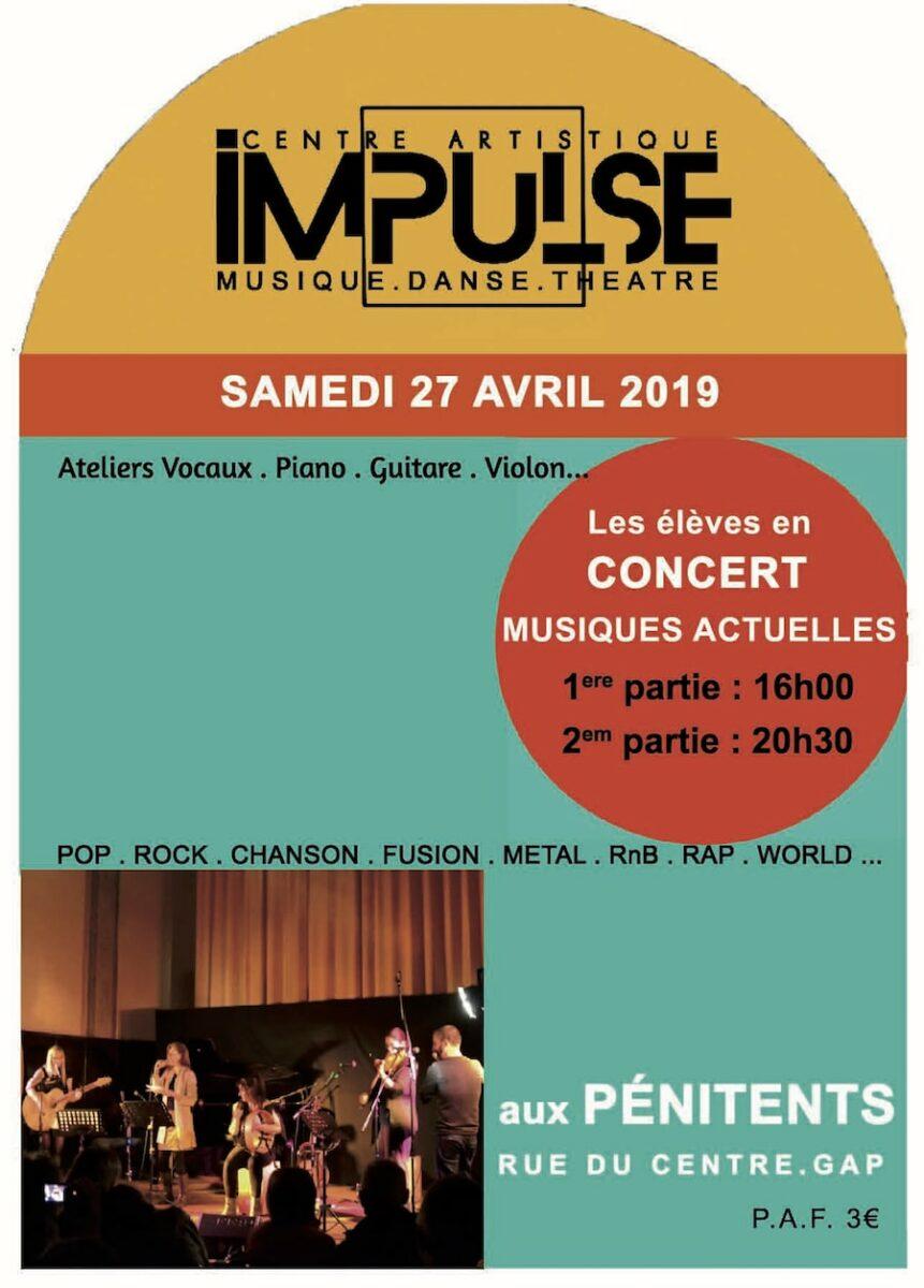 Impulse aux Penitents 27_04_2019