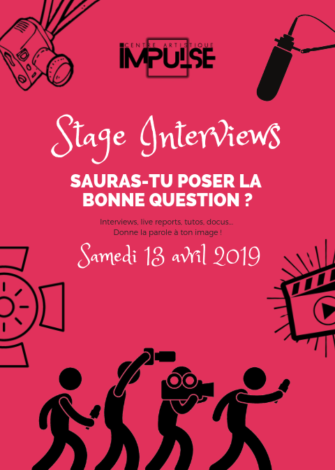 Stage Interviews avril 2019