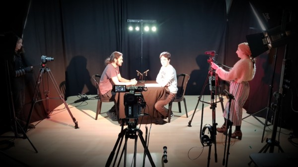 Interview studio 2