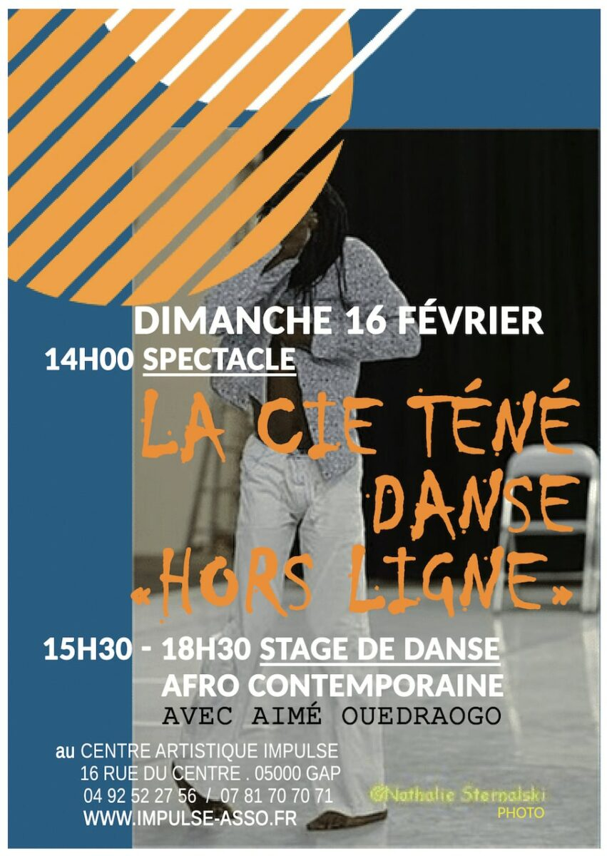 Hors Ligne - Spectacle et stage danse Afro Contemporain 16-02-2020_1080p