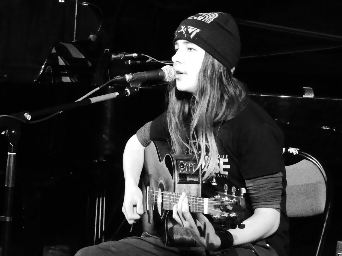 William guitare pénitents 2018 1