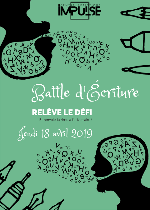 Stage Battle Écriture avril 2019
