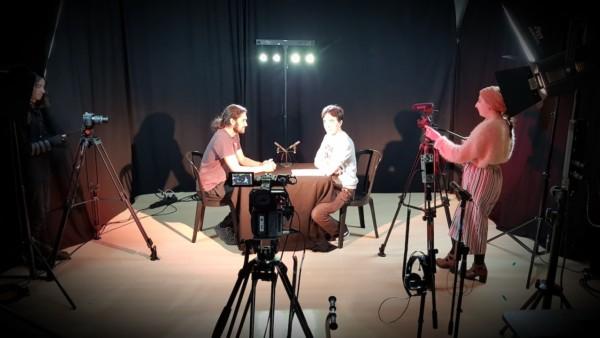 Interview studio 2