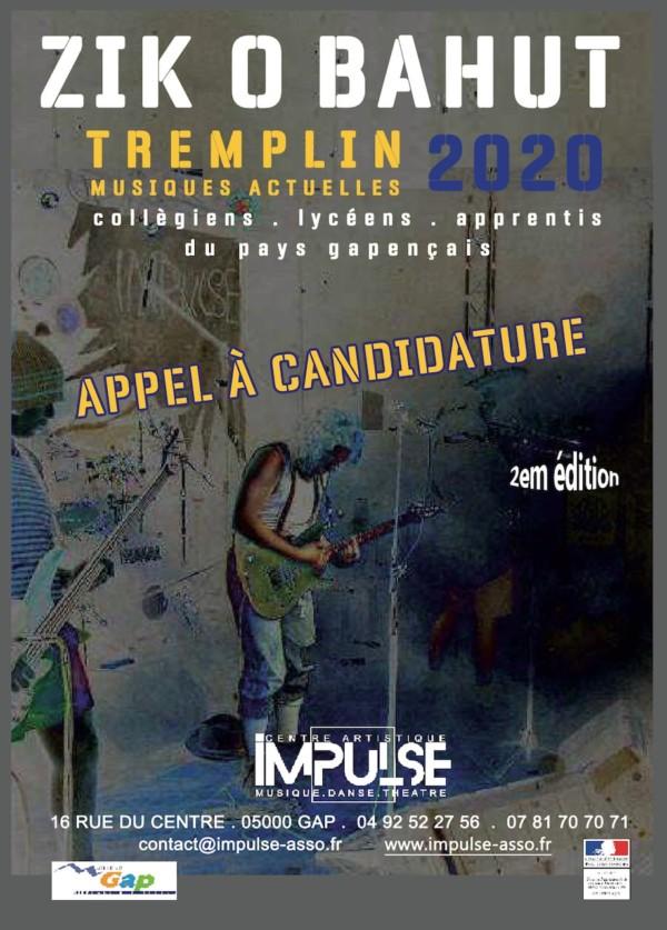 Tremplin Zik O Bahut 2020